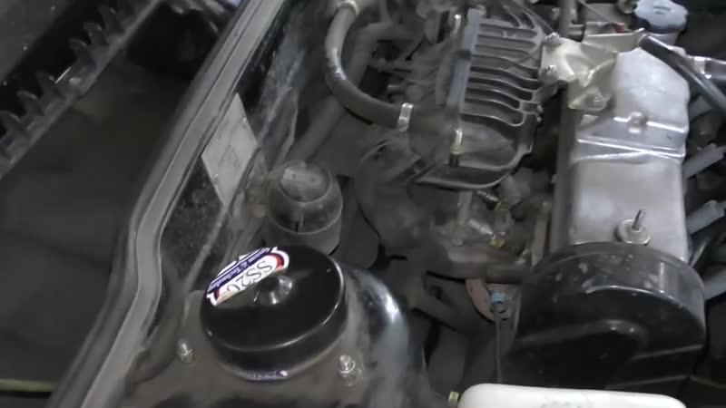 Устраняем бедную смесь на инжекторном двигателе