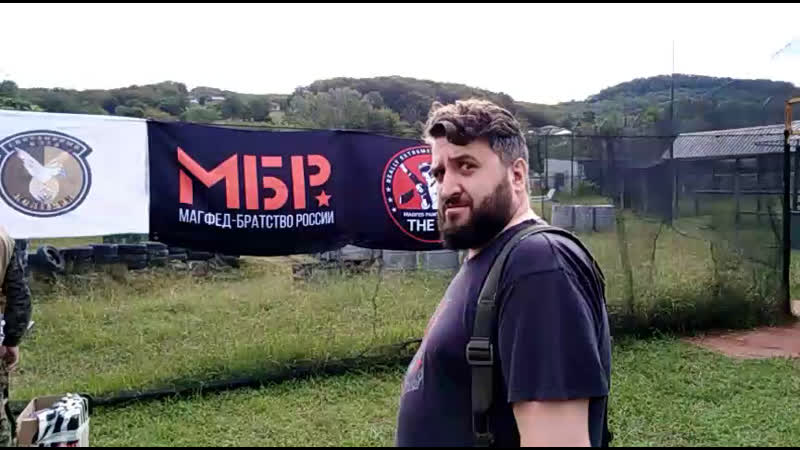 The RED|magfed paintball - Live