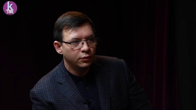 Евгений Мураев о решении языковых проблем и споров об истории