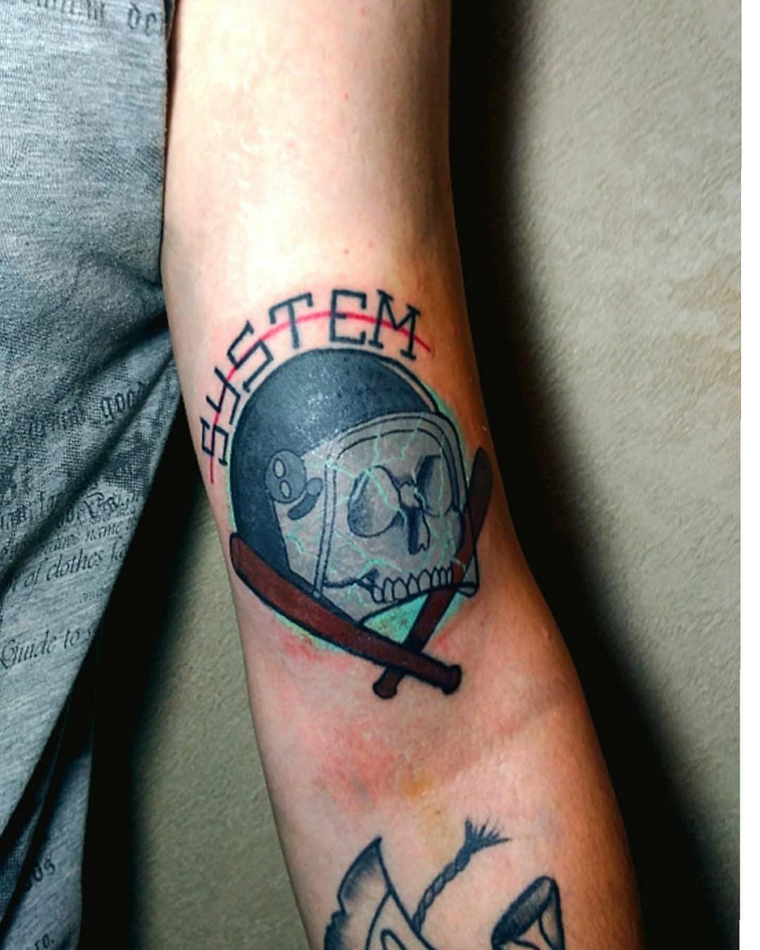 Сделаю крутые яркие татуировки на вашем теле!
