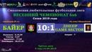 Весенний сезон 6х6-2019. БАЙЕР - ДНЕПР GAME SECTOR 12:1 (обзор матча интервью)