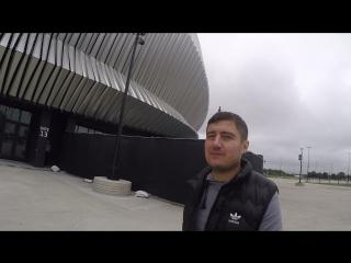 Ян Баранчук и Алексей Володин прибыли в Нью-Йорк на турнир Bellator