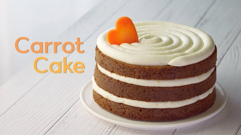 [Eng SUB]🥕진짜 맛있는 당근케이크The Best Carrot Cake you ever eat.キャロットケーキ