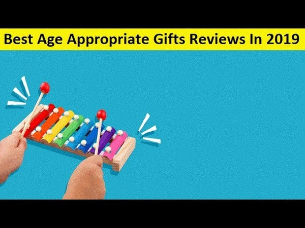 Top 3 Best Age Appropriate Gifts Reviews In 2019