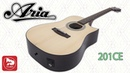 Электроакустическая гитара ARIA-201CE