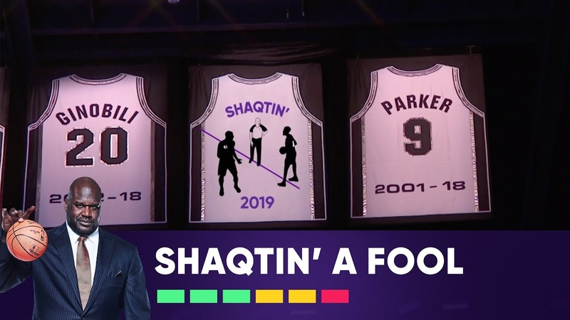 No Easy Buckets | Shaqtin' A Fool Episode 3