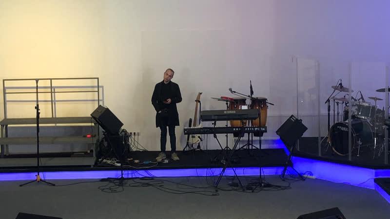 Live: Курганская местная РО ХВЕ «Церковь Жатвы» Онлайн эфир 19 мая 2019 год