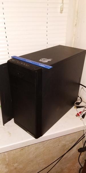 Процессор: Intel Core i3-6100/Материнская плата: