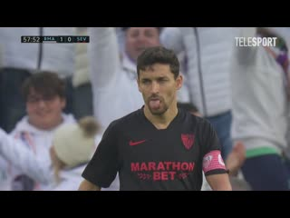 Реал Мадрид  Севилья. Гол Каземиро