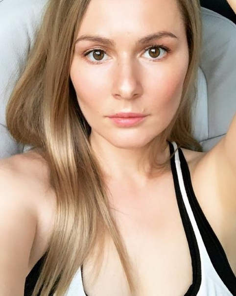Мария Кожевникова поделилась снимком без макияжа!