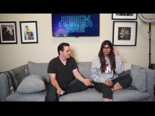Mia Khalifas Bad Take Ready Player One Mia Khalifa - arab brunette porno star арабская порно актриса