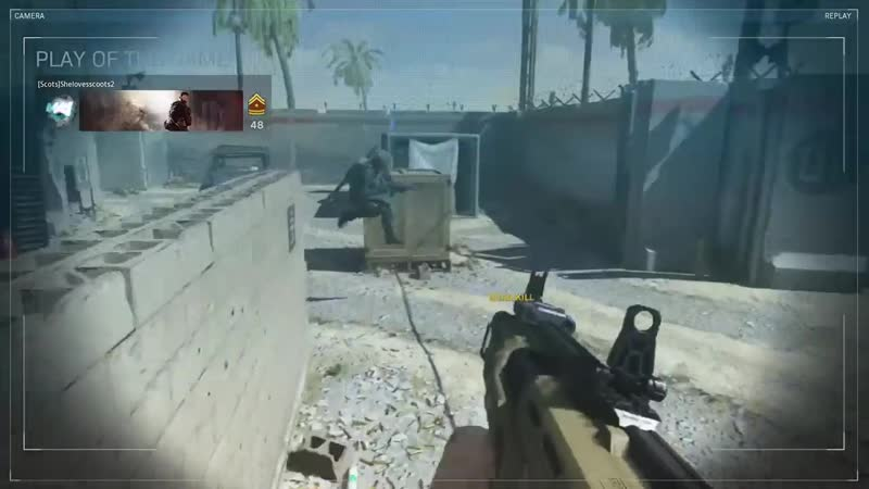 I don't know what you guys are talking about, the spawns are fine. Modern Warfare