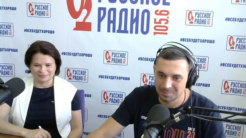 В гостях на Русском радио Волгоград Главный врач Медицинского Центра Сфера Чаляби Татьяна Азизовна