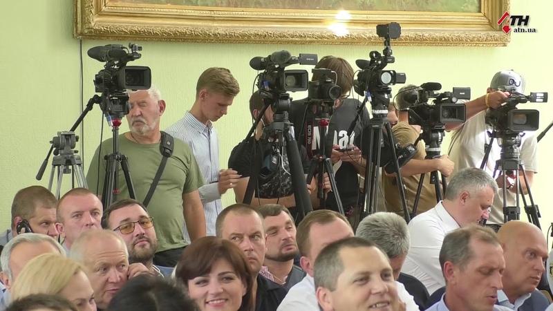 Зеленский в Харькове лично позвонил чиновнику с совещания 17.07.19