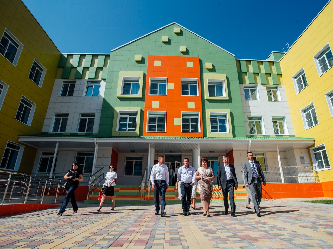 В микрорайоне «Северный» открылся новый детский сад
