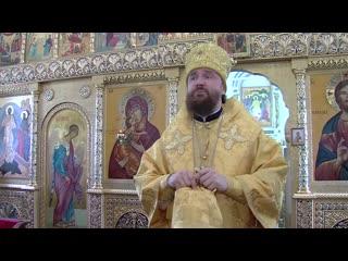Проповедь митрополита Григория о двух слепцах.