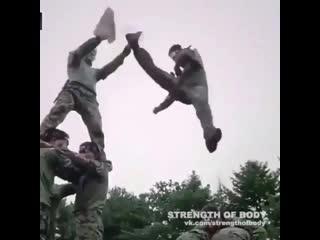 Strength of Body. Южнокорейская тренировочная программа