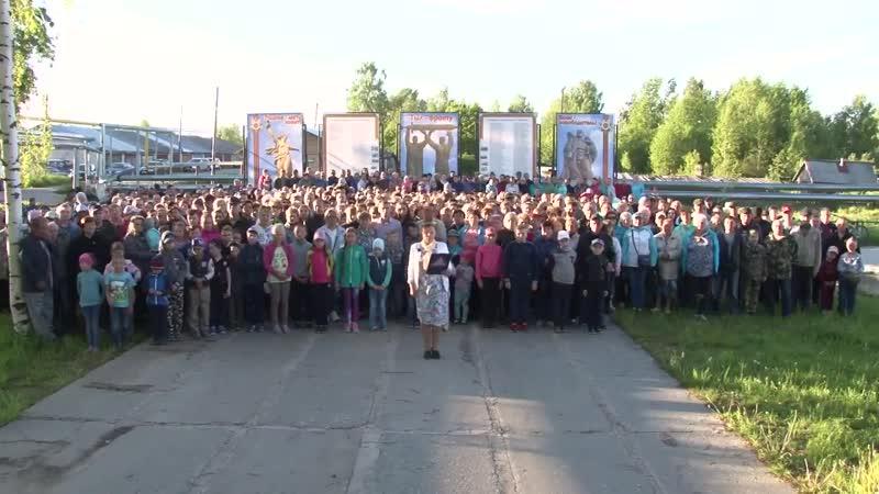 Народ не просит - народ требует! Жители русского севера показывают всем нам пример того, как нужно бороться за свои права