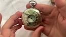 Видеообзор на карманные музыкальные часы Молния