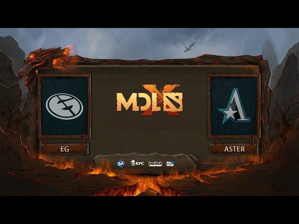 Evil Geniuses vs Team Aster, MDL Chengdu Major, bo3, game 2 [Lex 4ce]