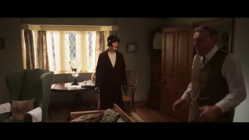 Аббатство Даунтон Трейлер 2019 (1080) от Movies From The Beach