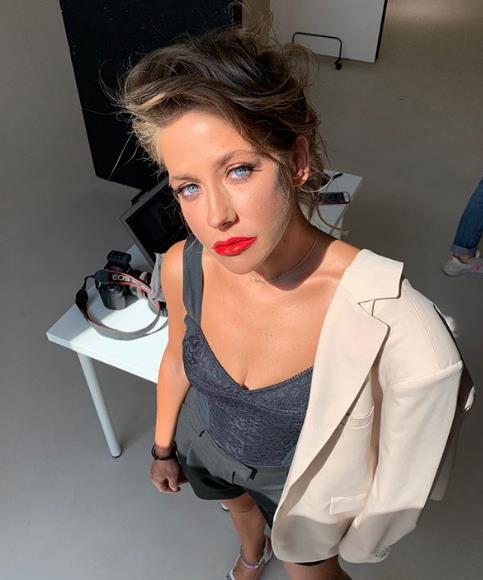 Юлия Барановская поэкспериментировала с макияжем! Удачный или нет