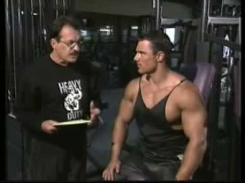 Mike Mentzer's HIT: Chest Back Part II