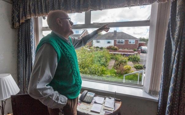 Пара британских пенсионеров уже неделю не может выйти на улицу, потому что их терроризируют чайки Пара пенсионеров из Англии уже неделю не может выйти из своего дома из-за банды чаек, которые