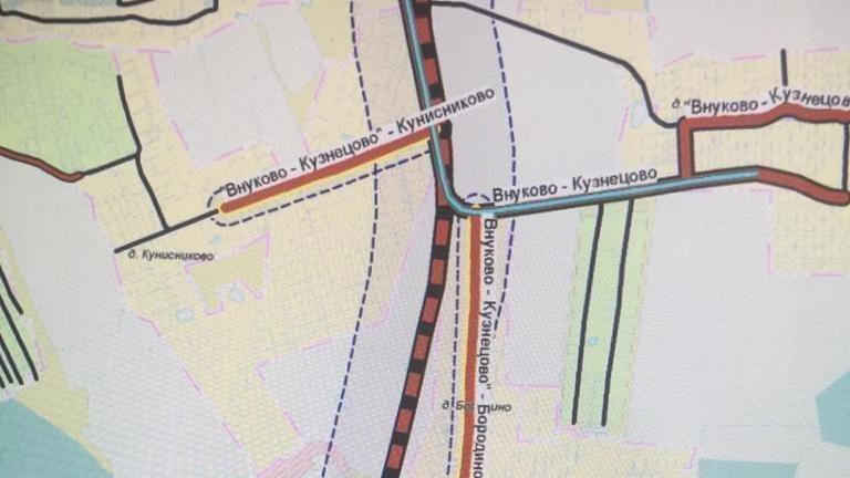 Жители Дмитровского округа создали петицию против строительства дороги на месте их домов