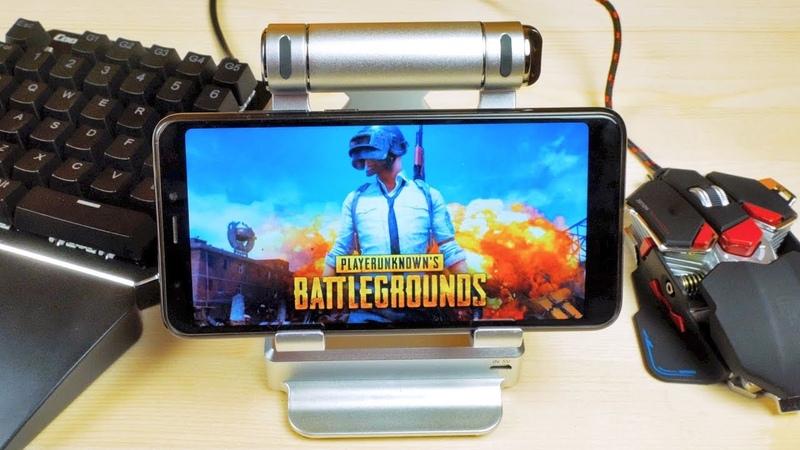 Pubg Mobile на Клаве и Мышке GameSir X1 Конвертер Клавиатуры и Мышки для мобильных устройств