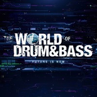 Логотип The World of Drum&Bass