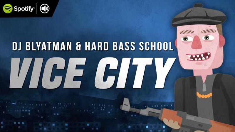 DJ Blyatman Hard Bass School Vice City Official Music Video