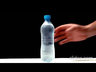 Эксперимент с водой: мгновенное превращение в лед