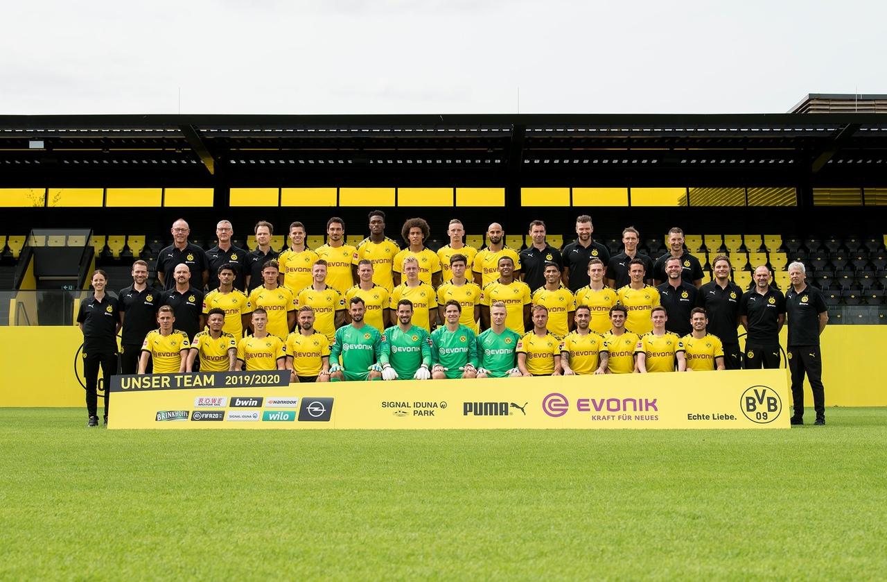 Боруссия дортмунд состав 2009