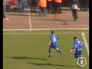 2003 год, Зенит  Рубин, первый гол Радека Ширла