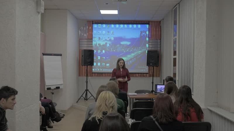 Отрывок с кастинга федеральной Школы Радио в Кирове
