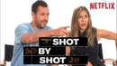 Adam Sandler Jennifer Aniston Break Down a Scene from Murder Mystery | Netflix