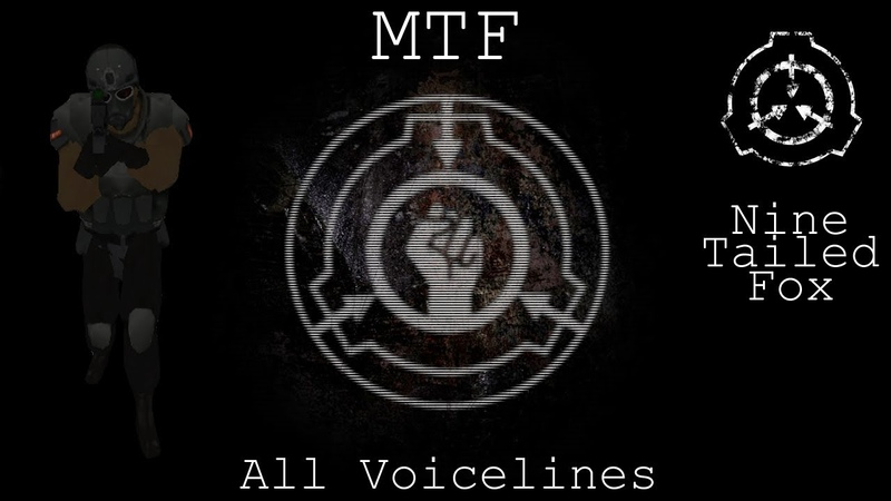 MTF Nine-Tailed Fox | All Voicelines with Sutbtitles | SCP - Containment Breach (v1.3.11)