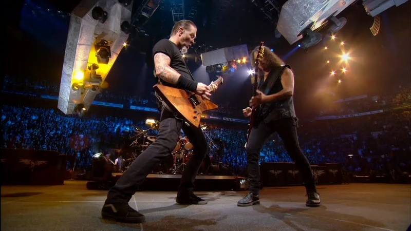 Metallica The Day That Never Comes Live Quebec Magnetic