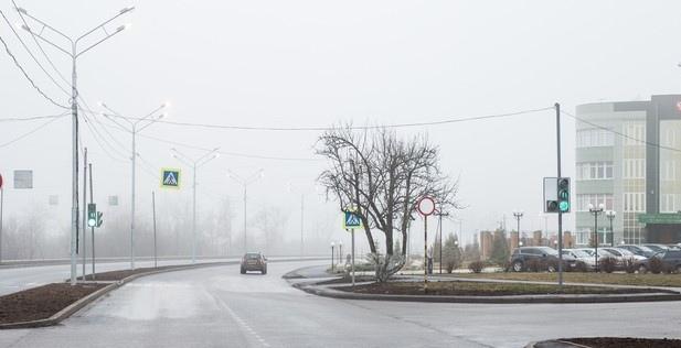С 20 марта по новой дороге на проспекте Надежды Плевицкой Курска поедут автобусы