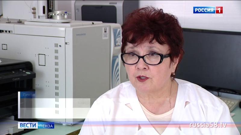 В Пензе участились случаи отравления жаропонижающими препаратами