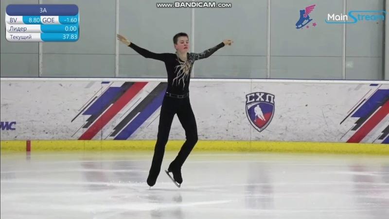 Артем Ковалев КП Соревнования на призы Марии Бутырской 2019