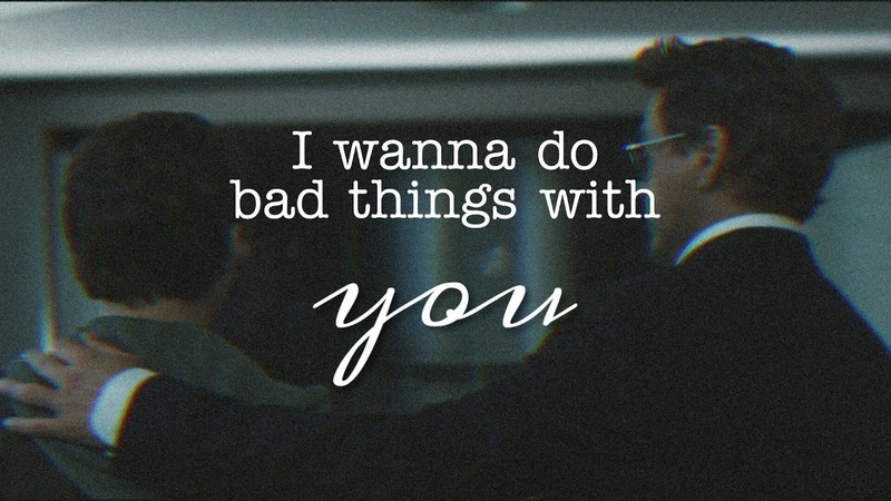 Starker || I wanna do bad things with you