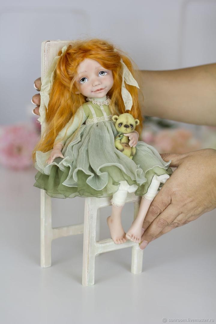Куколки Оксаны Сальниковой