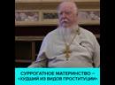 «Худшим из видов проституции» назвал суррогатное материнство протоиерей Димитрий Смирнов – Москва 24