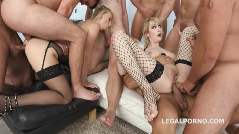 What a Gape 2 Kira Thorn Maxim Law Balls Deep Anal, Big Gapes, ATOGM, DAP, Airplane, Cumswapping and Swallow