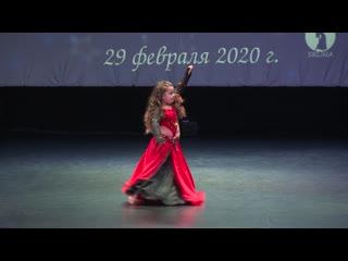 Иванова Милана  Студия Танцев Империя г. Тосно рук. Соловьёва Дарья