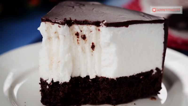 """Торт """"Птичье молоко"""" - совершенный десерт! Не пропустите этот чудесный рецепт!"""