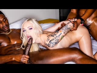Alex Grey - Lets Ride (Blonde, Blowjob, IR, Threesome, BBC, Hardcore, Gonzo)