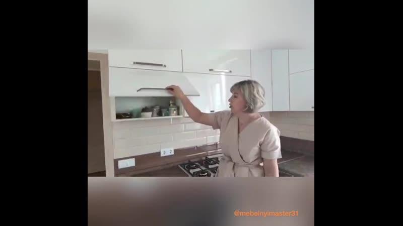 Кухня в г Строитель